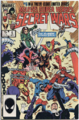 Marvel Super Heroes Secret Wars 5