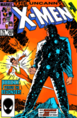 The Uncanny X-Men 203