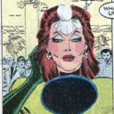 Rogue slows down to get dressed up